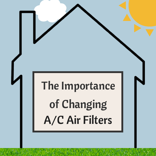 The Importance of Changing A/C Air Filters