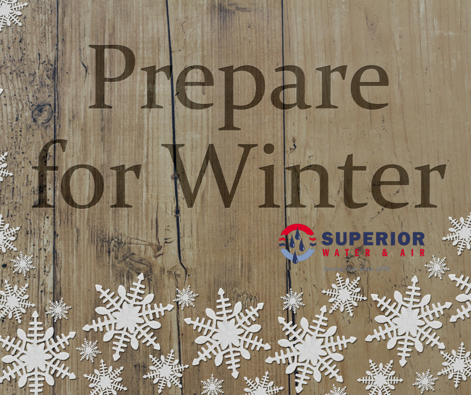 How Prepared is your Home for Winter?